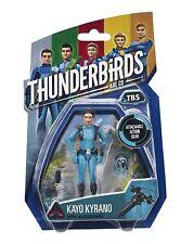 New Kayo Thunderbirds Are Go Thunder bird Shadow Pilot Action Figure Toy Doll