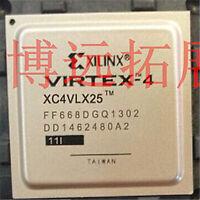 1PCS XC4VLX25-11FFG668I IC FPGA VIRTEX-4 LX 25K 668FCBGA XC4V XC4VL