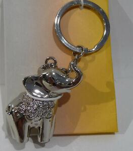 Schlüsselanhänger Original Goebel Elephant de luxe