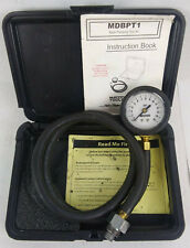 Matco Tools MDPT1 Back Pressure Test Kit