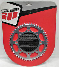 1985-2007 Honda CR80R CR85R White Brothers Talon Groovelite 51T Rear Sprocket