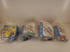 Vintage 1998 Burger King Nickelodeon Rugrats Movie Toys - Complete Set of 5