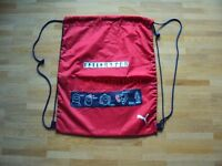 Original Puma Cellerator Sporttasche Bag Sportbeutel Rucksack Schuhbeutel