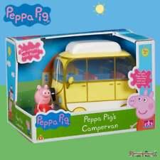 Peppa Pig Freewheeling Vehicle  - Peppa's Campervan Caravan