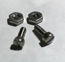 Becker Knives Stainless Flat Head Screws - Eskabar BK14 and Necker BK11 TWO SETS