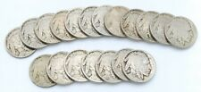 LOT OF 19 U.S. BUFFALO NICKELS 1914-1919 GREAT CONDITION - NR #8148-5
