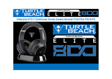 Turtle Beach Elite 800 Wireless DTS Surround Sound Gaming Headset  PS4 / PS3/PC