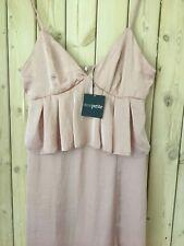 Asos Petite Maxi Dress 14 Bnwt