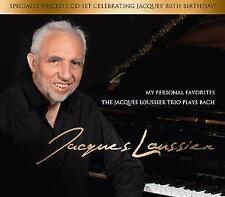 Jacques Loussier - My Personal Favorites: The Jacques Loussier Trio Pl (NEW 2CD)