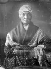 Photo 1850s Dorcas Honorable Last Nantucket Indian