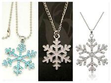 Rhinestone Glass Rhinestone Costume Necklaces & Pendants