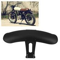 Motorcycle Front Fender Mudguard Mud Guard Aluminum alloy for Honda GN125 Black