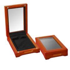 Heirloom Coll Single Slab Display Wood Box NGC PCGS ICG ANACS Certified Coin NEW