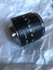 NEW RARE Schneider-Kreuznach Xenoplan 1.9/25mm C-mount lens