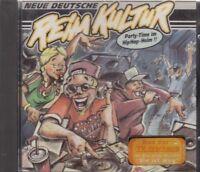 Neue deutsche Reimkultur (1995) Fanta4, Jazzkantine, Vereinigte Arroganz,.. [CD]