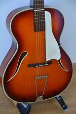 Alte Gitarre Guitar Jazz Schlaggitarre Archtop