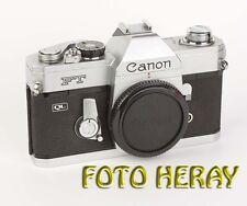 Canon FT QL Spiegelreflexkamera Gehäuse 804190