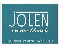Jolen Creme Bleach 1 oz