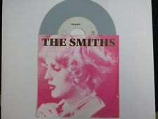 Smiths, Sheila Take A Bow, NEW/MINT German import 7 inch single on GREY VINYL