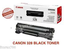 GENUINE CANON CARTRIDGE 328 LASER BLACK INK TONER *NEW SEALED BOX*-FS