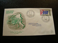 FRANCE - enveloppe 7/1/1964 yt service n° 28 (cy19) french