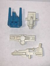 TRANSFORMERS G1  ULTRA MAGNUS Original WEAPONS Unpainted Head PARTS LOT