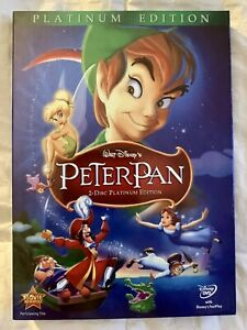 Peter Pan (DVD, 1953, Disney) ~AWESOME SALE~ FREE SHIPPING!