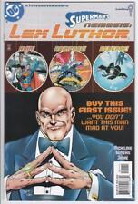 a2 - Superman's Nemesis Lex Luthor #1 - 1999 - DC