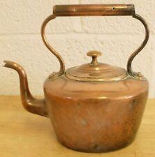 Medium Copper Kettle Tin Plated interior (Hospiscare)