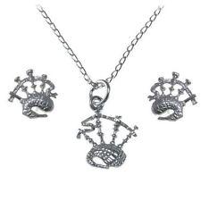 Conjuntos de joyas de plata de ley