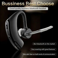 Bluetooth 4.0 Wireless Handsfree Stereo Earphone Headset For Samsung iPhone HTC