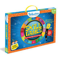 Skill Games - Collection Of Fun Skill Building Games - Intelligent Kids & Adult