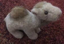 """Aurora Classic Camel Plush 9"""""""