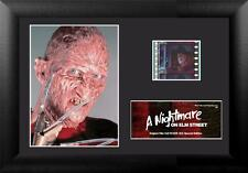 """FREDDY KRUEGER A Nightmare on Elm Street MOVIE PHOTO and FILM CELL 5"""" x 7"""" New"""