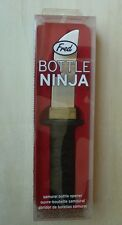 Fred Bottle Ninja samurai bottle opener, sword shaped, 2014, de-cap-itator
