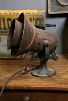 Federal Electric Siren Alarm vintage Fire Truck Police Building Parts Repair