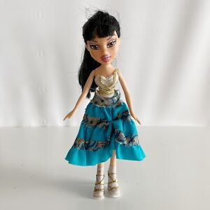 Jade Bratz Black Hair 2001 Vintage Doll Figure