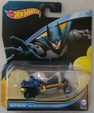 HOT WHEELS DC COMICS BATMAN HOT ROD Pressofuso Auto HotWheels