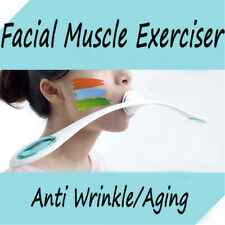 Facial Muscle Exerciser Mouth Toning Tool Exercise Toner Anti Wrinkle/Aging OD