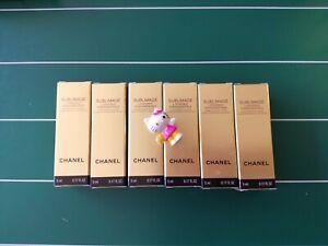 Chanel Sublimage L'essence Fondamentale 6x5ml = 30ml