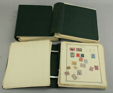 Huge Lot Scott Album Remainder Pages South & Latin America Peru++ Some w/Stamps