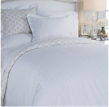 Minnie Driver Hampshire 3-piece Cotton Duvet Set, Beige, Size Full/Queen