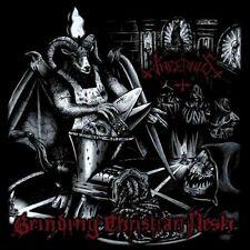 Infernus - Grinding Christian Flesh CD 2015 black metal thrash Moribund Records