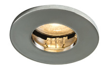 COLOURS CHROME EFFECT LED FIXED RECESSED DOWNLIGHT 5 W IP65
