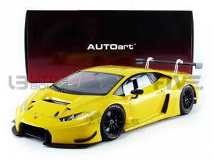 AUTOart 1/18 - LAMBORGHINI HURACAN GT3 - 2015 - 81528