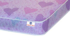 eXtreme Comfort Ltd 3ft Hearts Spring Standard Budget Mattress - Pink