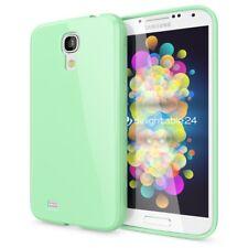 Samsung Galaxy S4 Handy Hülle von NALIA Slim Silikon Jelly Cover Schutzhülle