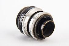 Wollensak Velostigmat 1 Inch 25mm f/3.5 Motion Picture Cine Lens for C Mount V12