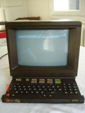 """""""Minitel 1"""" Radio Technique Industrielle et Commerciale (RTIC) 9 NFZ 330"""