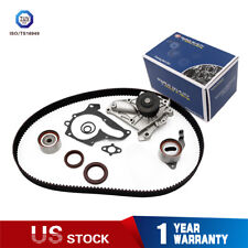 For Timing Belt Kit Water Pump 1986-2001 Camry Toyota  Celica Solara 2.0L 2.2L